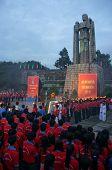 Commenorate Heroic, Vietnam Martyr Cemetery