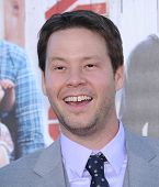 LOS ANGELES - APR 13:  Ike Barinholtz arrives to the