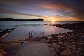Macmasters Beach Sunrise