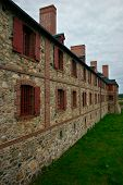 18th Century French Colony Building