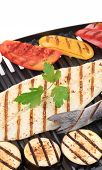 image of pangasius  - Grilled fillet of pangasius - JPG