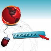 Download concept