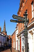 Places of interest, Lichfield.