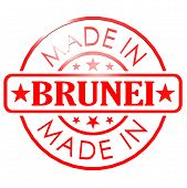 Made In Brunei Red Seal