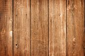 Weathered Old Wooden Boards