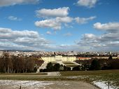 stock photo of sissy  - schonnbrunn was princess sissi - JPG