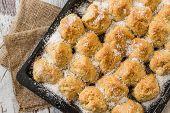 Homemade Balkan Dessert