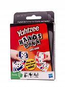 Yahtzee Card Game