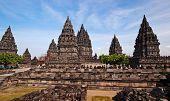 Prambanan Temple, Java Indonesia