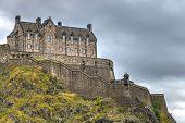 Edinburgh Castle's Western Defences, Scotland