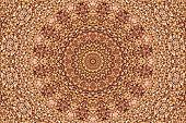 Pattern Of Buck Wheat