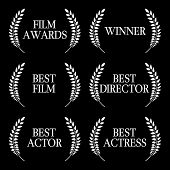 Film Winners Black And White
