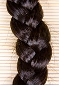 Textura do cabelo