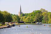 River Avon, Stratford-upon-Avon.
