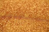 pic of gold nugget  - Gold nuggets sparkling carpet - JPG