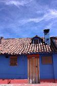 Casa Colonial española