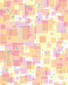 retro cubes texture