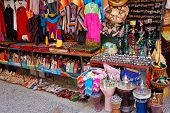 Oriental Market In Granada