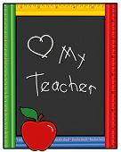 Love My Teacher