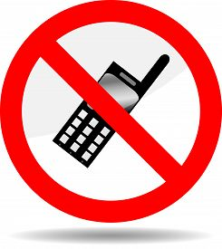 picture of bans  - Ban telephone - JPG