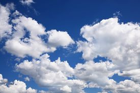 picture of ozone layer  - Sky and clouds - JPG