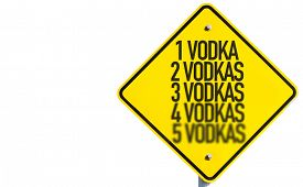 image of vodka  - 1 Vodka - JPG