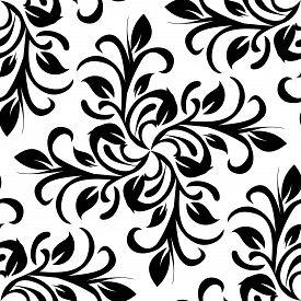stock photo of ottoman  - Seamless pattern - JPG