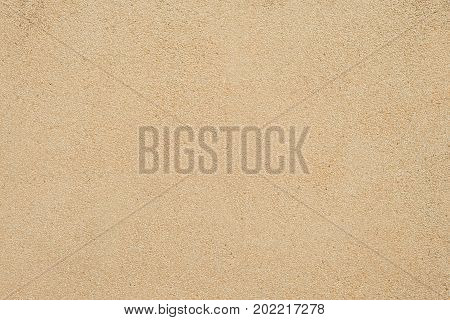 poster of Sand Texture. Brown sand. Background from fine sand. Sand background.