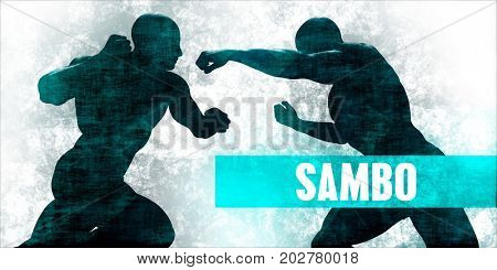 Sambo Martial Arts Self Defence