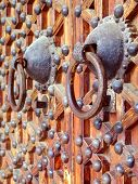 Porta antiga igreja