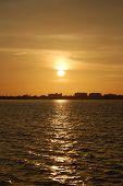 Warm Sun On The Water