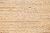 Sheared wooden texture as background poster