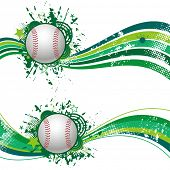 Baseball-Design-element