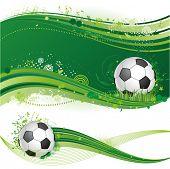football sport design element