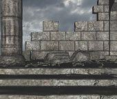 Sky Ruins poster