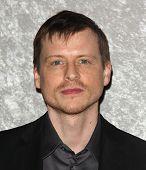 LOS ANGELES - JAN 12:  Kevin Rankin arrives to Season 5 premiere of