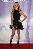 PASADENA, CA - JAN 13:  Taylor Armstrong arrives at the NBC All-Star Party on January 13, 2011 in Pasadena, CA