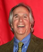 PASADENA, CA - JAN 13:  Henry Winkler arrives at the NBC All-Star Party on January 13, 2011 in Pasadena, CA