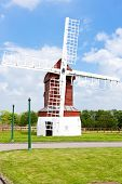Madingley Windmill, East Anglia, England