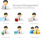 Account Management  - Cpanel Set