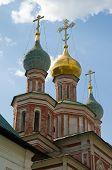 Three Church Towers