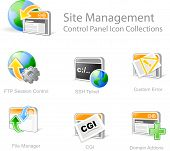 Site Management Files - Cpanel Set