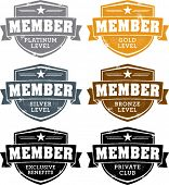 Private Membership Badges