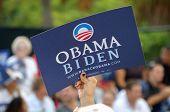 Obama-Biden Placard