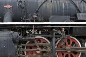 Steam Train linkage