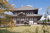 Todai-ji temple in Kyoto Japan