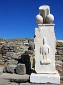 Delos,Greece