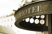 Hotel Header