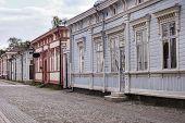 Wooden Housing - Unesco World Heritage Site