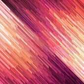 Diagonal mosaic background, vector eps8 illustration